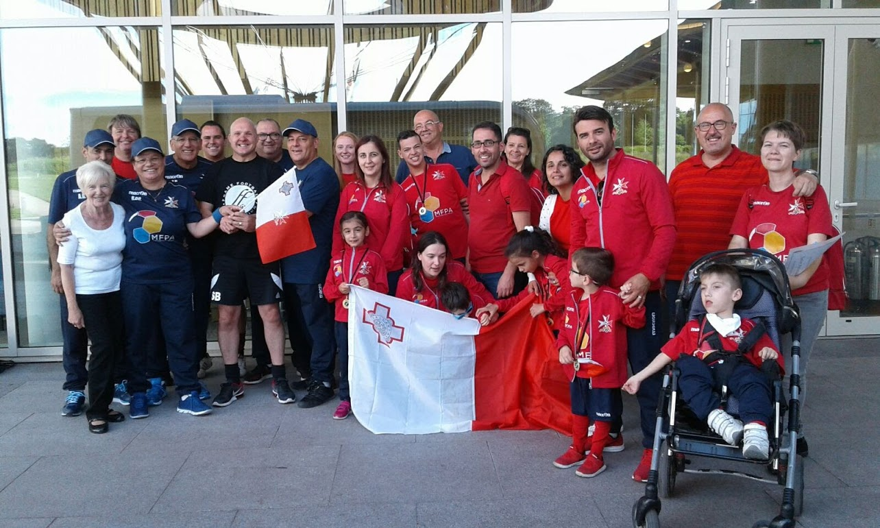 Malta attend National Tournament July 2017